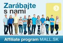 Affiliate program MALL.SK